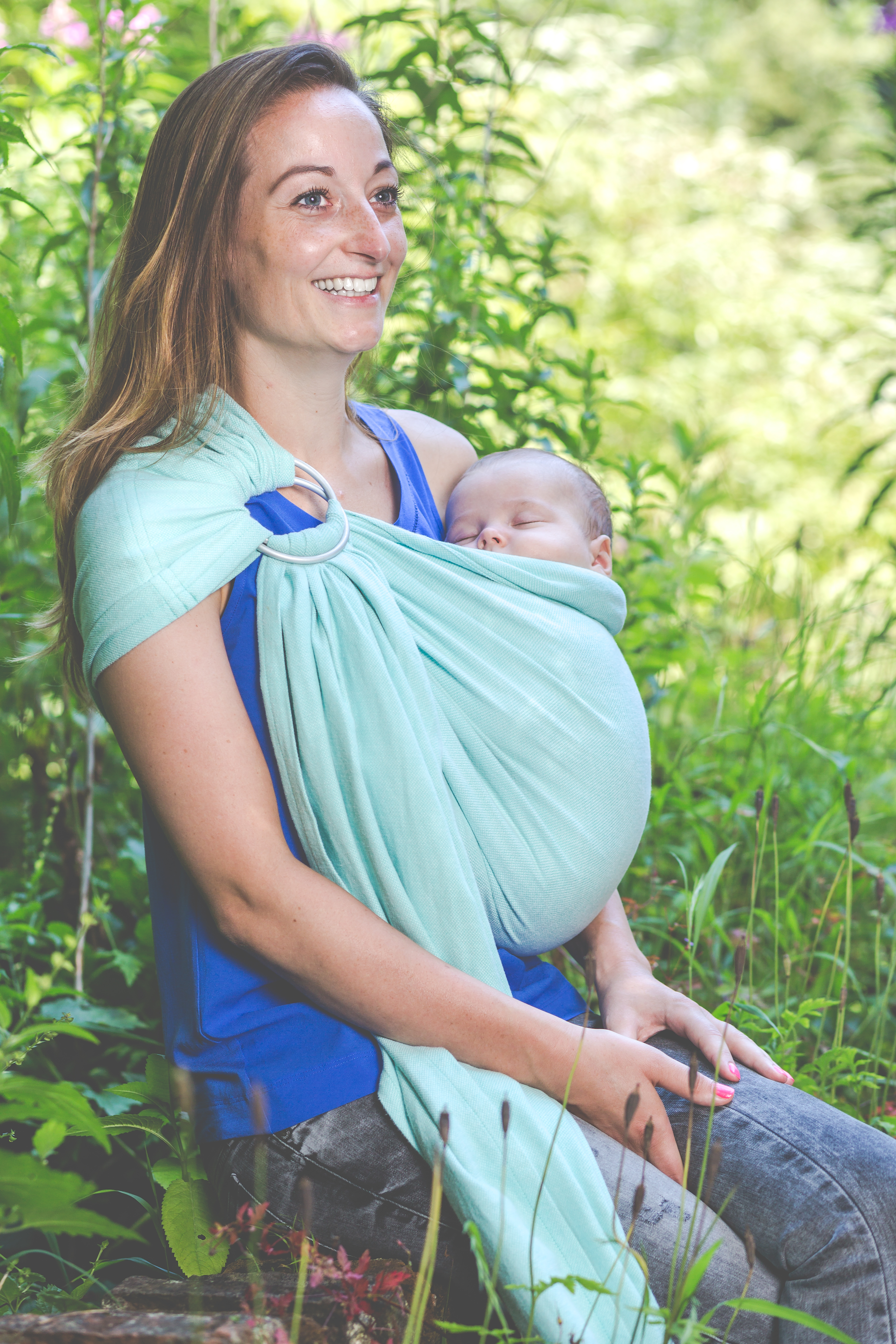 Pure baby love ringsling